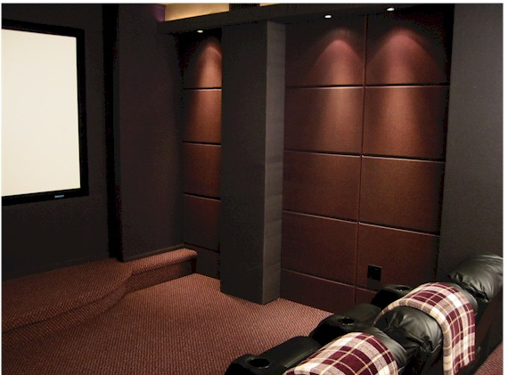 Home Theater Wall Panels wall panels? - avs forum | home theater discussions and reviews